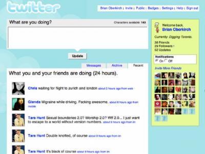Twttr更名为Twitter