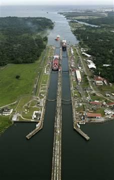 巴拿马运河扩宽工程