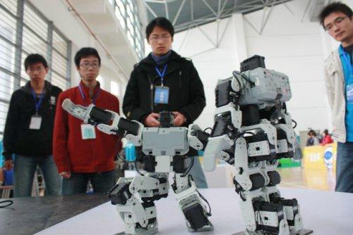 中国武术博弈