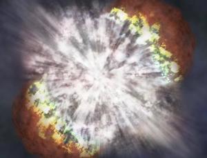 宇宙初期曾存质量巨大恒星 相当于太阳200倍
