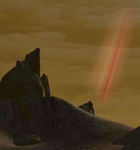 土卫六上存在甲烷雨和湖泊,这些液体或许可以形成彩虹