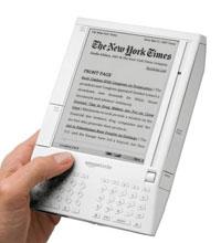 Kindle改变图书出版和媒体业游戏规则