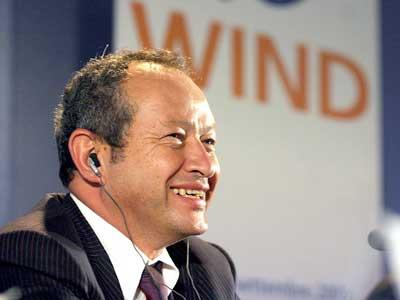 纳古布·萨维里斯(Naguib Sawiris),埃及电信业大亨