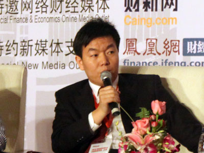 建银国际财富公司总经理许小林