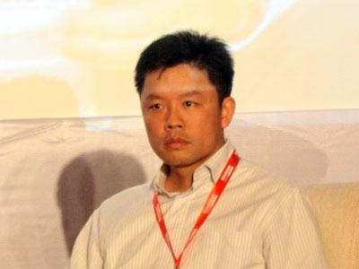 海纳亚洲执行董事朱忠远