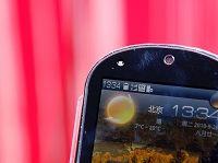 CMDA机3G信号显示