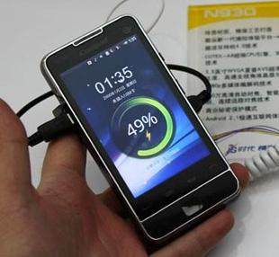 酷派N930展台视频全解析