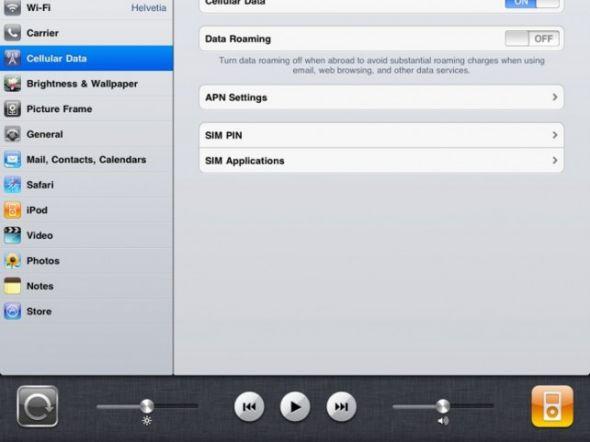 为多任务栏添加更多功能控制。用户可以直接调整音量、亮度和AirPlay等。