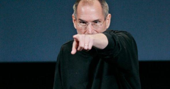 蘋果公司CEO喬布斯