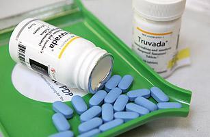 可降低HIV感染风险的抗艾药