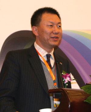 中国银联助理总裁刘风军