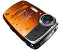 世界首款GPS三防相机