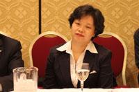 长城计算机国际业务中心总经理莫冰钰