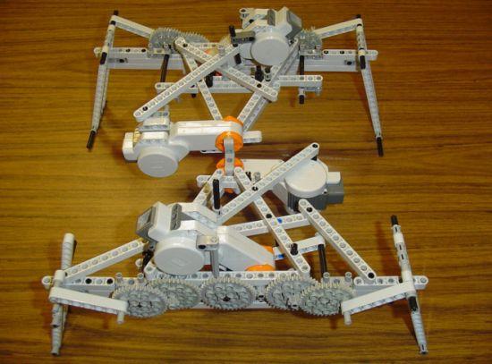 虚拟机器人原型