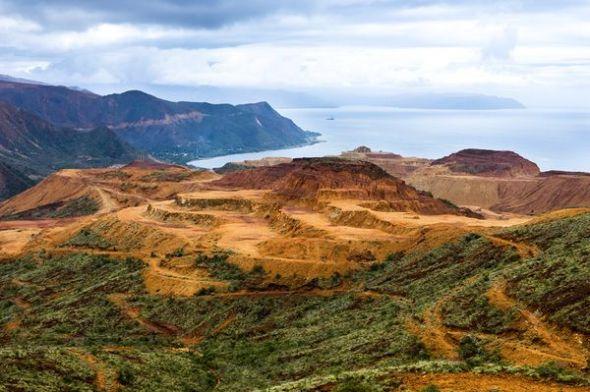 澳洲南山风景图片