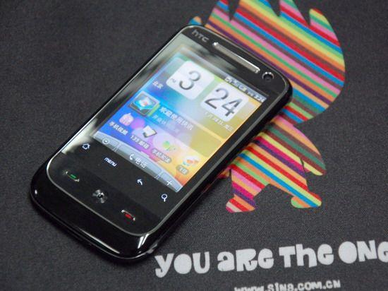 野火也有大不同 HTC A3360/A3380评测