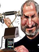 风靡全球的iPhone手机