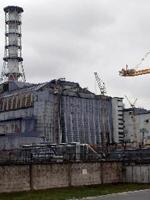 乌克兰切尔诺贝利核电站