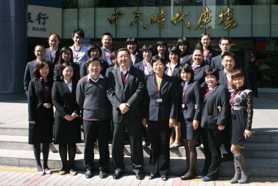 中信银行信用卡客户服务部通过CC-CMM应用