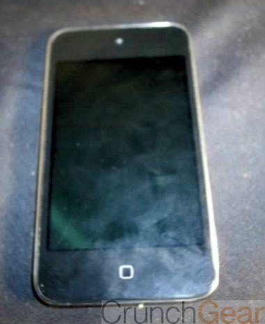 疑似新一代iPod Touch工程样品图
