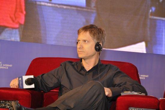 图为:Mozilla产品副总裁Jay Sullivan