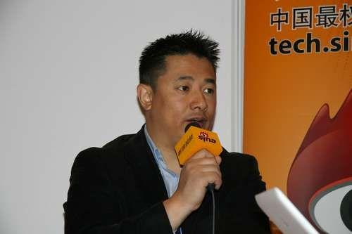 DeNA中国区的CEO王勇