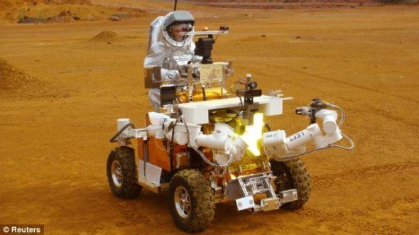 尽管各国的宇航机构都显示出了对载人火星考察任务的兴趣,但目前还没有提出任何官方的正式方案