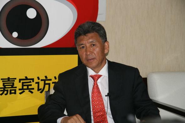 东软集团董事长刘积仁