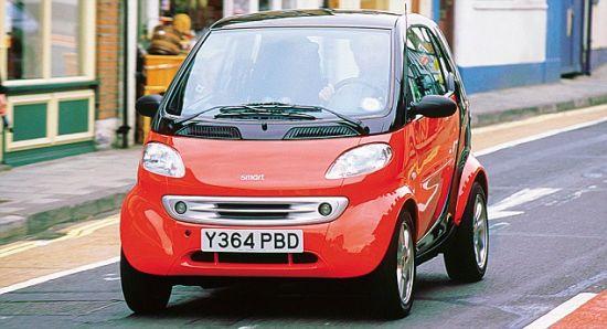1994年,Smart成为斯沃琪与奔驰的一个合作项目。这种新车型旨在解决交通拥堵和污染问题并且是以一种有趣而适应都市环境的方式