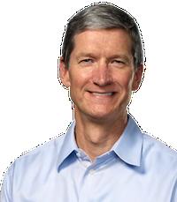 苹果新任CEO蒂姆・库克(Tim Cook)