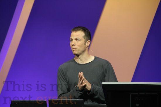 微软高级副总裁克里斯·琼斯