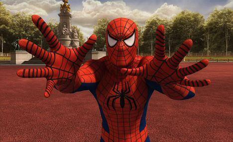 借助于一种超级坚固的新材料,成为蜘蛛侠那样的防弹人并非不可能