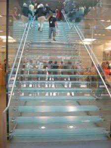 專賣店樓梯