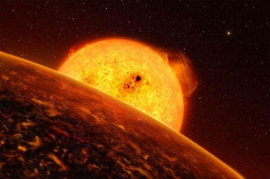 火山行星:穆斯塔法