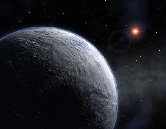 最冷的行星:霍斯