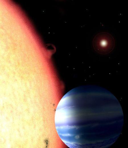 研究显示:在银河系核心区,高效的行星形成速率将能够盖过超新星毁灭它们的速度