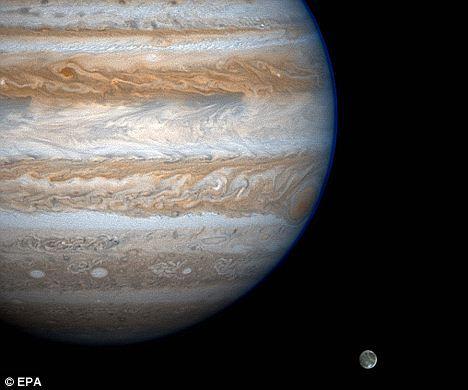 太阳系最大的行星很可能曾将另一颗巨行星挤到更深的太空