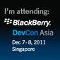 黑莓开发者大会官网