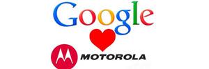 谷歌收购摩托移动技术