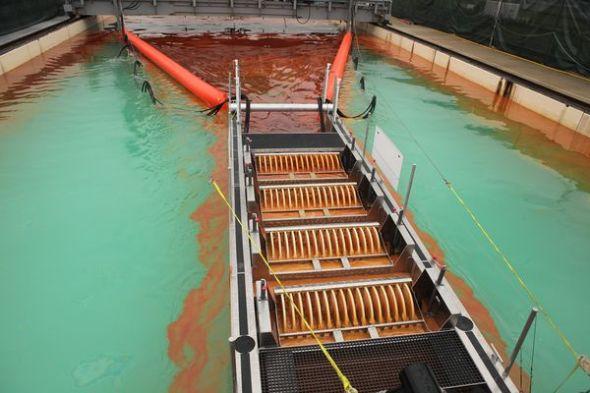开发更先进的石油泄漏控制技术