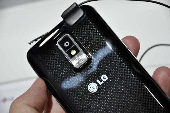 LG双核智能手机Spectrum
