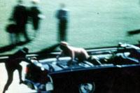 1963年:肯尼迪遇刺