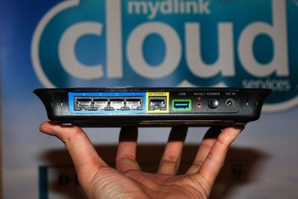 D-Link路由器Amplifi HD Media Router 3000 DIR-857