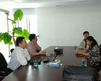 拜访上海云计算产业联盟