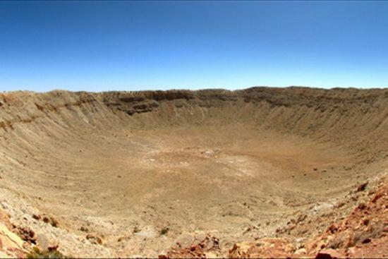 新研究发现小行星撞击促使生命进入地下繁衍