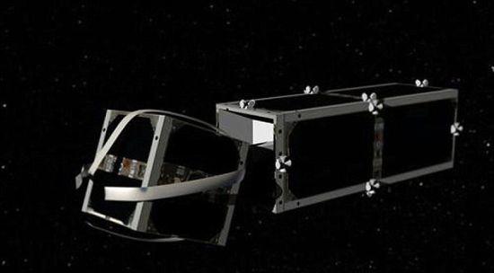 CleanSpace One将把废弃不用的卫星扔回地球大气层,让它们在重返过程中燃烧掉