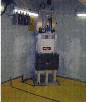 柯达曾经拥有这台小型核反应堆,它的用途尚不清楚。