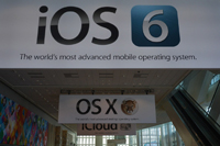 三大条幅:iOS 6/OS X/iCloud