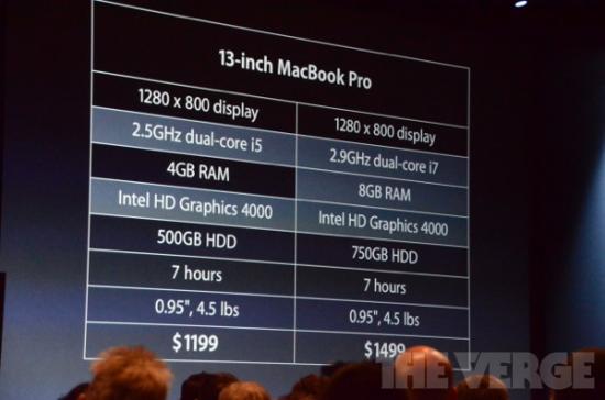 13寸新款MacBook Pro