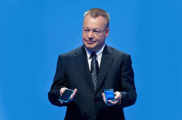 诺基亚CEO史蒂芬·埃洛普